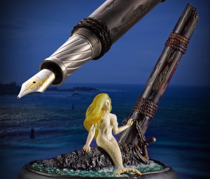 Mermaid Desk Pen