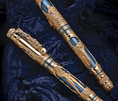 Ethereal Fountain Pen & Rollerball