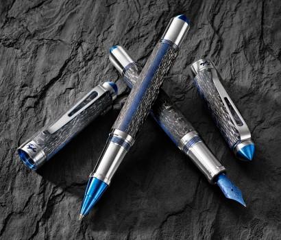 Blue Line Stainless Fiber