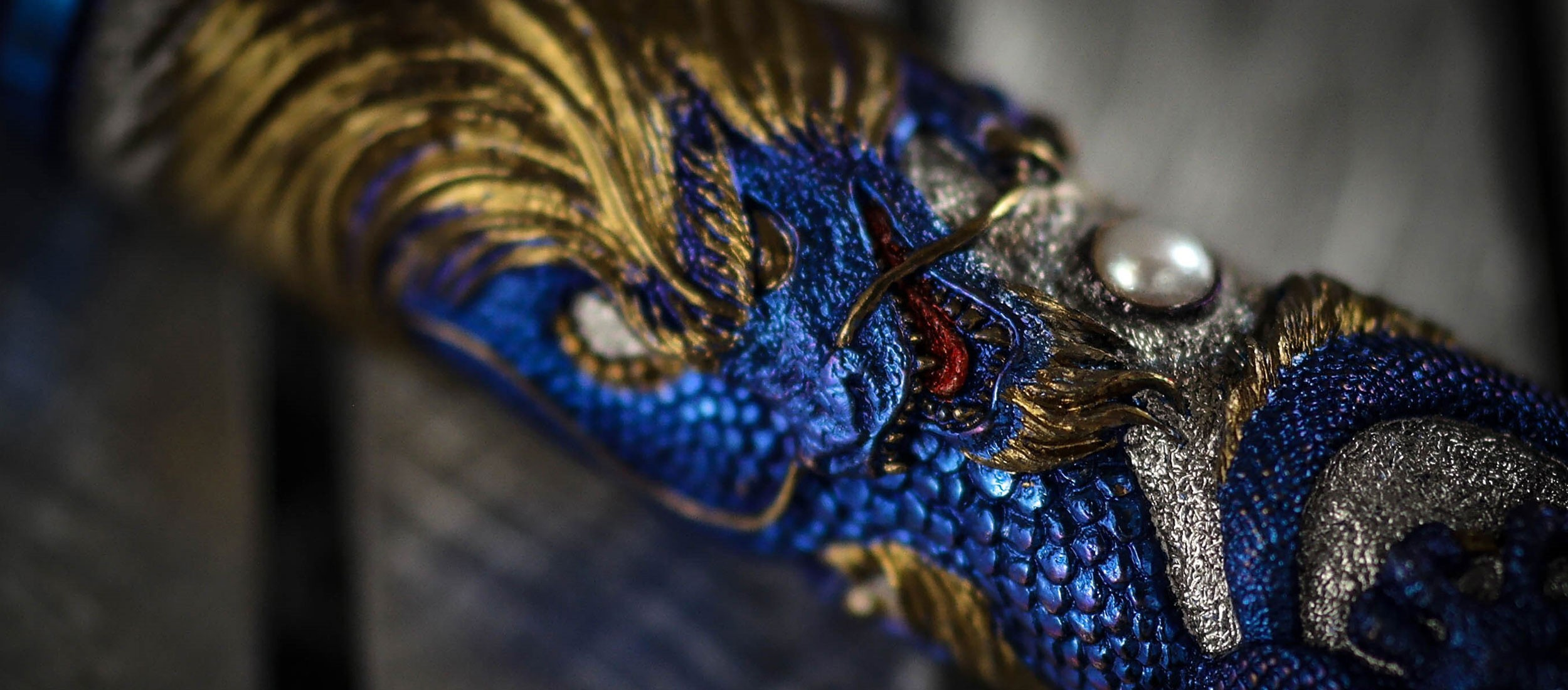 Blue Dragon 1 of 1